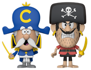 Vynl All Cap'n Crunch + Jean LaFoote