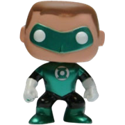 Funko Pop! Heroes Green Lantern - Metallic Chase