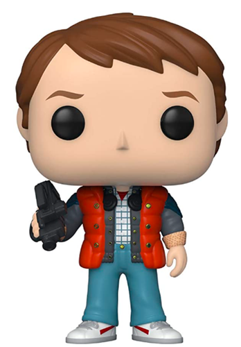 Funko Pop! Movies Marty in Puffy Vest