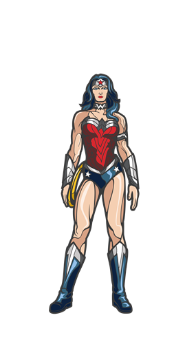 FiGPin DC Comics: Justice League Wonder Woman
