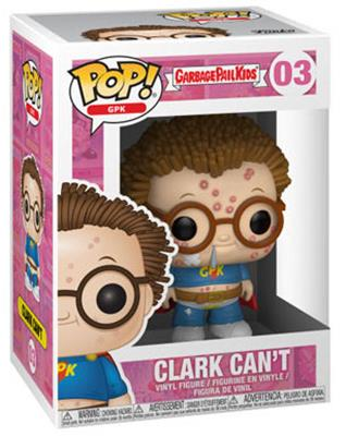 Funko Pop! Garbage Pail Kids Clark Can't Stock