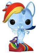 Funko Pop! My Little Pony Rainbow Dash Sea Pony (Glitter) - CHASE