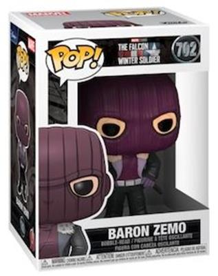 Funko Pop! Marvel Baron Zemo Stock