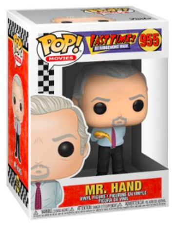 Funko Pop! Movies Mr. Hand Stock