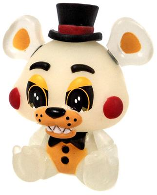 Mystery Minis Five Nights at Freddy's Series 1 Freddy (Glow in the Dark) Icon