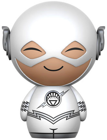 Dorbz DC Comics The Flash (White Lantern) - CHASE