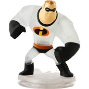 Disney Infinity Figures The Incredibles Mr. Incredible (Crystal)