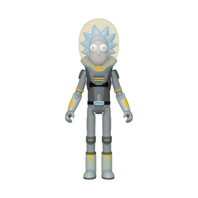 Funko Pop! Animation Space Suit Rick