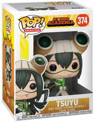 Funko Pop! Animation Tsuyu  Stock