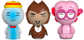 Dorbz Ad Icons Monster Cereals (3-Pack)