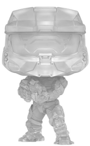 Funko Pop! Halo Master Chief with MA40 Assault Rifle in Active Camo