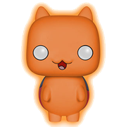 Funko Pop! Animation Catbug (Orange - Glow in the Dark)