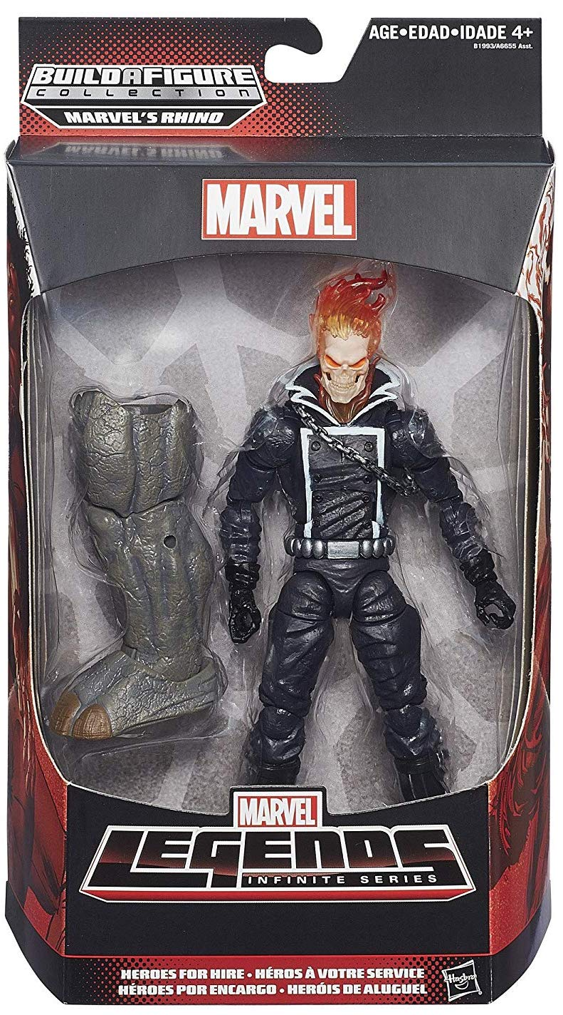 Marvel Legends Rhino Series Ghost Rider