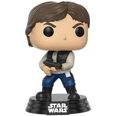 Funko Pop! Star Wars Han Solo (Action Pose)