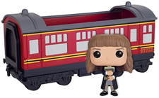 Funko Pop! Rides Hogwarts Express Carriage (w/ Hermione Granger)
