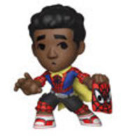 Mystery Minis Spider-man Into the Spider-Verse Miles Morales (Cape)