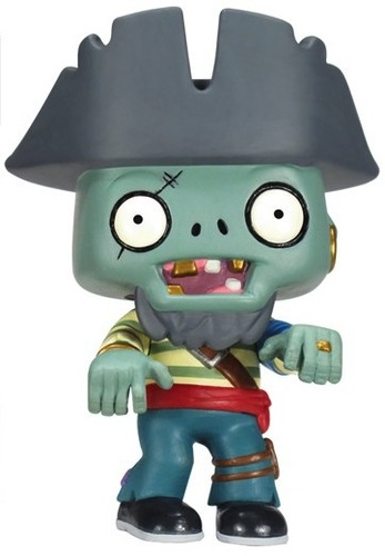 Funko Pop! Games Zombie (Swashbuckler)