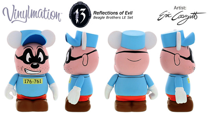 Vinylmation Open And Misc 13 Reflections of Evil 176-761