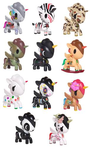 Tokidoki Unicorno Series 2 Sergeant Rumble Stock