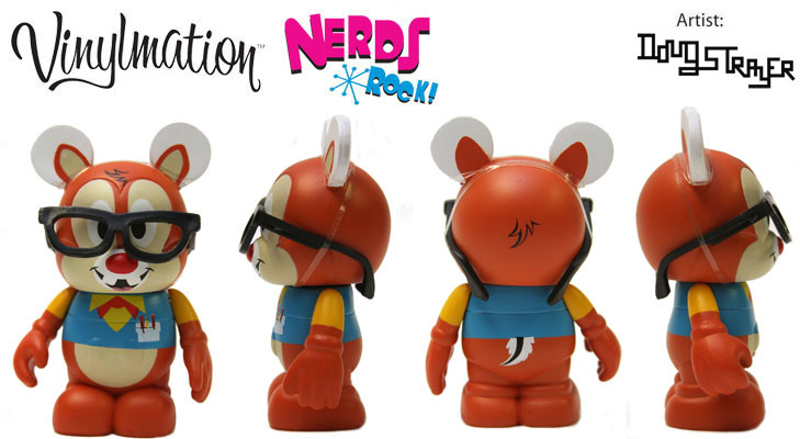 Vinylmation Open And Misc Nerds Rock Dale
