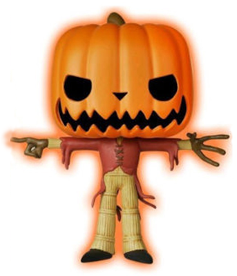 Funko Pop! Disney Pumpkin King (Glow)