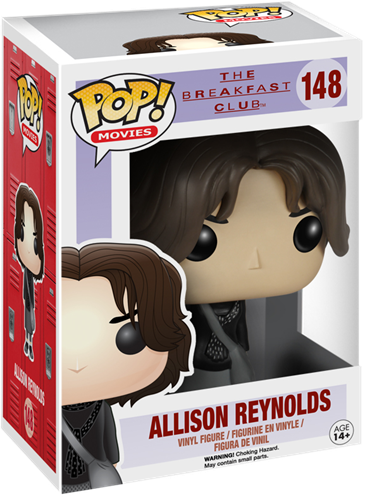 Funko Pop! Movies Allison Reynolds Stock