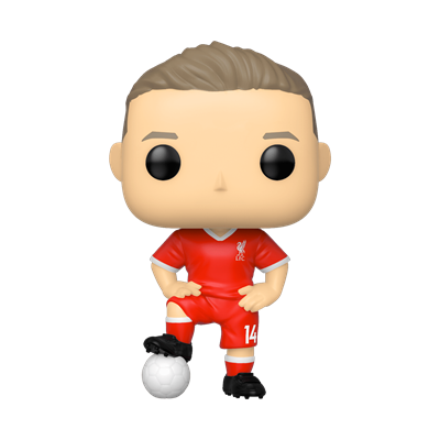 Funko Pop! Football Jordan Henderson (Liverpool)