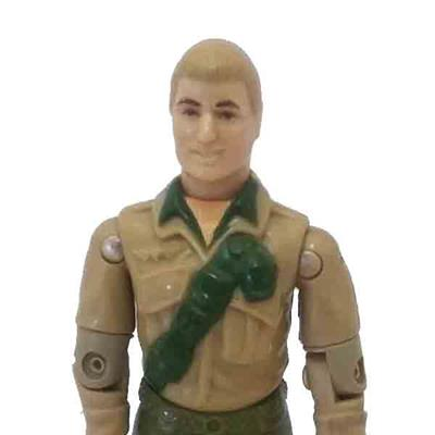 GI Joe 1984 Duke