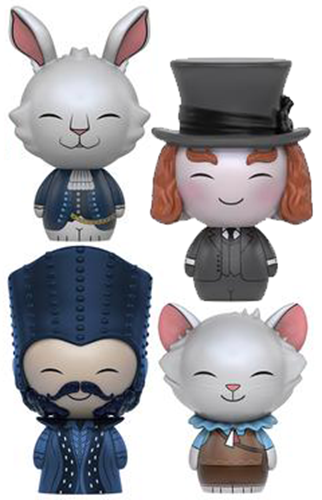 Dorbz Disney Through the Looking Glass (4-Pack)