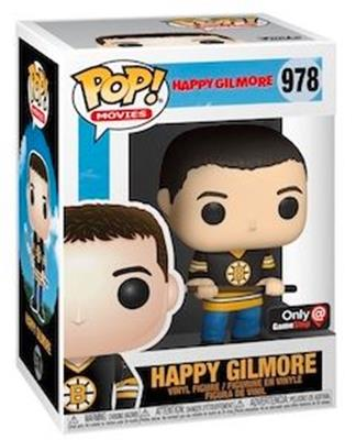 Funko Pop! Movies Happy Gilmore Stock