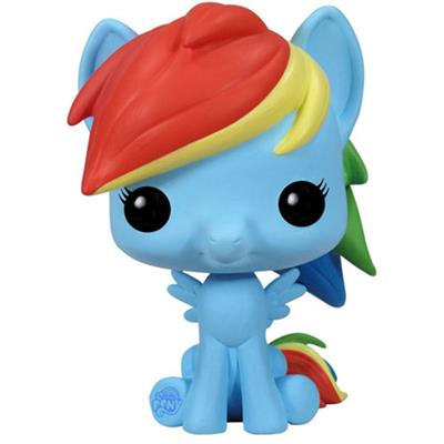 Funko Pop! My Little Pony Rainbow Dash Icon