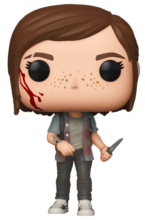 Funko Pop! Games Ellie
