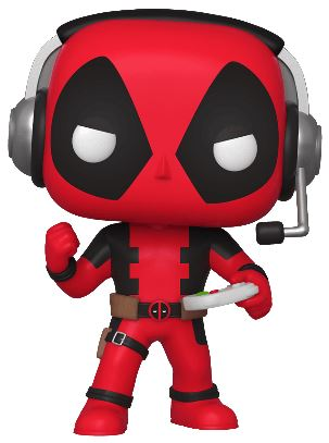 Funko Pop! Marvel Deadpool (Gamer)