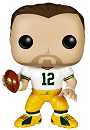 Funko Pop! Football Aaron Rodgers (Road Jersey)