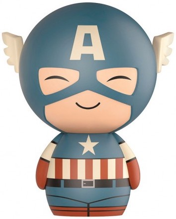 Dorbz Marvel Captain America (75th Anniversary)