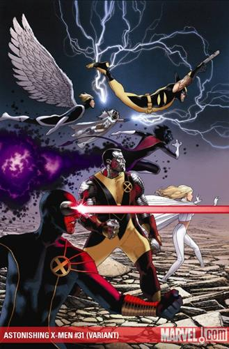 Marvel Comics Astonishing X-Men (2004 - 2013) Astonishing X-Men (2004) #31 (VARIANT)