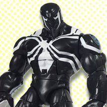 Marvel Legends Space Venom Series