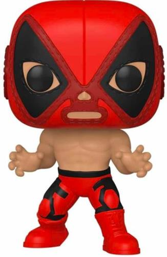 Funko Pop! Marvel El Chimichanga De La Muerte Icon