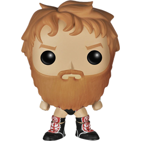 Funko Pop! WWE Daniel Bryan (Patterned Outfit)