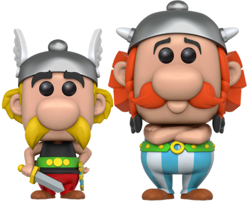 Funko Pop! Animation Asterix & Obelix
