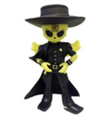 Kid Robot Art Figures Skullslinger Tuco Icon