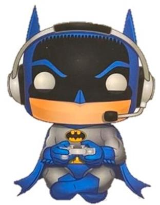 Funko Pop! Heroes Batman (Gamer) (Chase)
