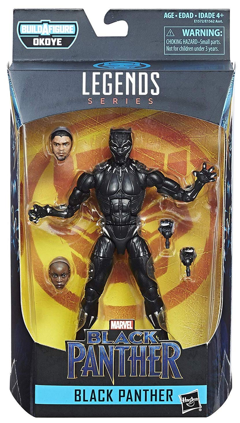 Marvel Legends Okoye Black Panther
