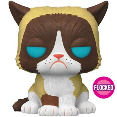 Funko Pop! Ad Icons Grumpy Cat (Flocked)
