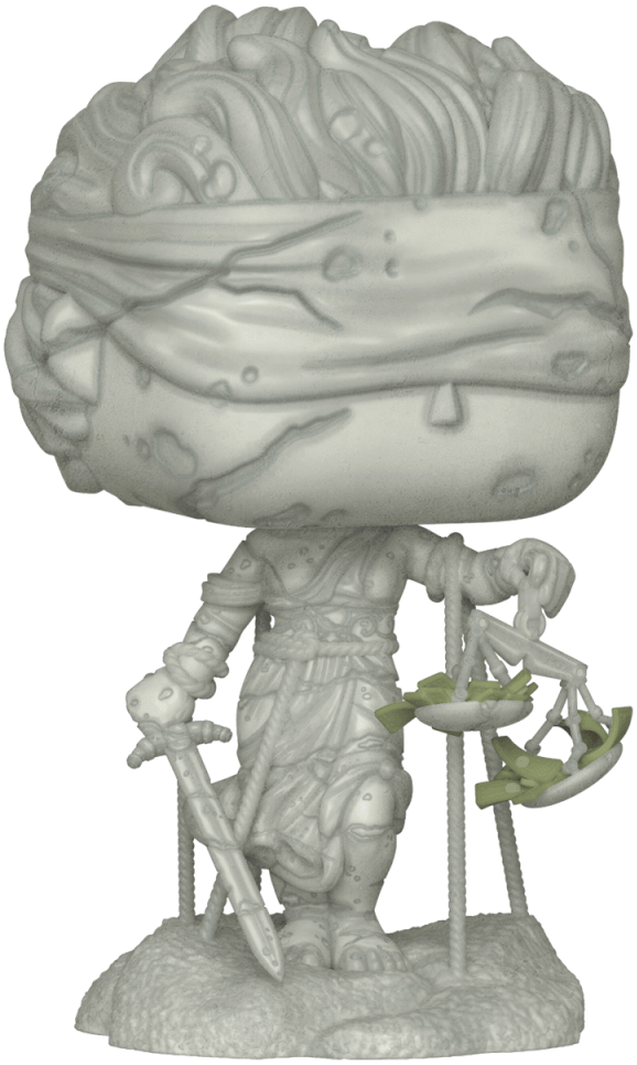 Funko Pop! Rocks Lady Justice
