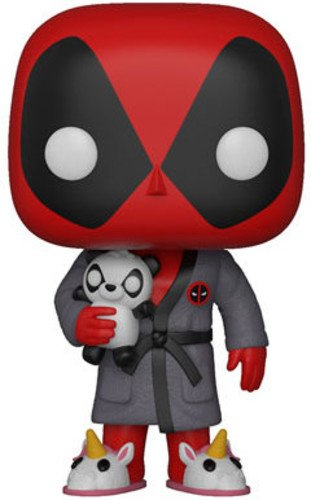 Funko Pop! Marvel Deadpool (Bedtime)