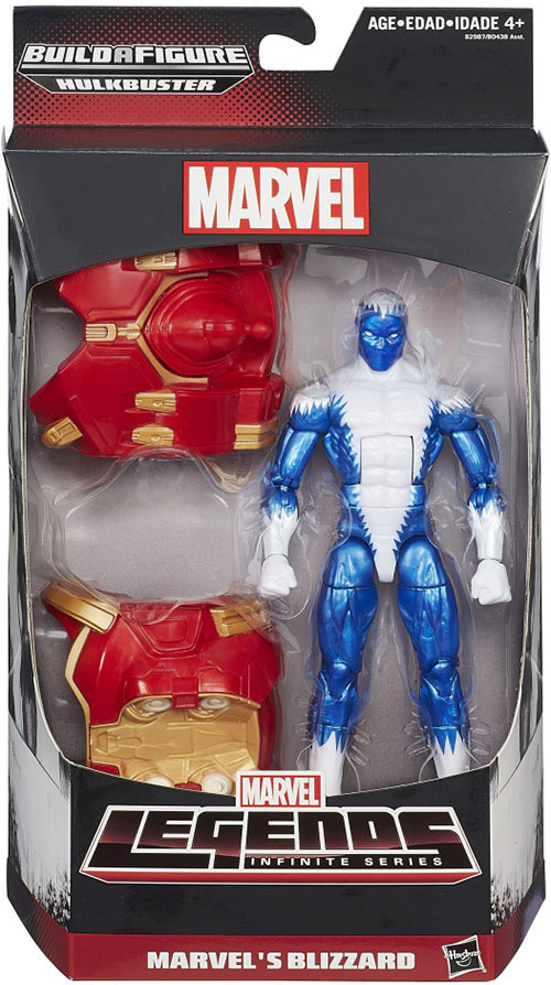 Marvel Legends Hulkbuster (Infinite Series) Blizzard