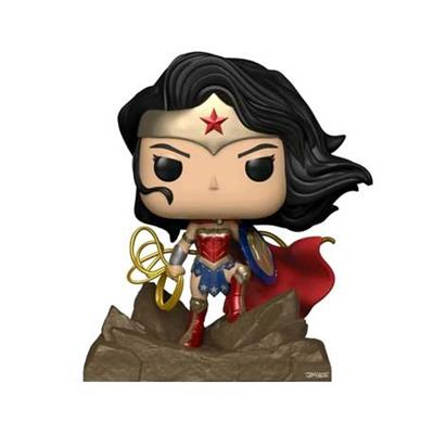 Funko Pop! Heroes Wonder Woman deluxe Icon Thumb