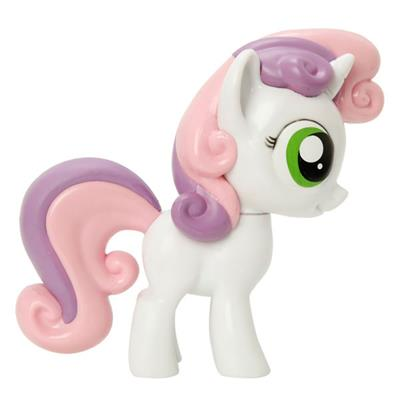 Mystery Minis My Little Pony Series 3 Sweetie Belle Stock