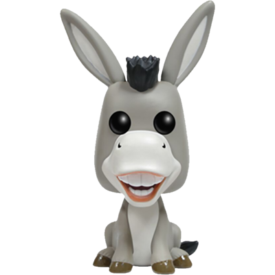 Funko Pop! Movies Donkey Icon Thumb